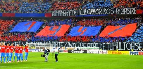 """Motivele pentru care Peluza Roş-Albastră nu mai vine la meciurile FCSB: """"Aceşti oameni nu ne merită!"""""""