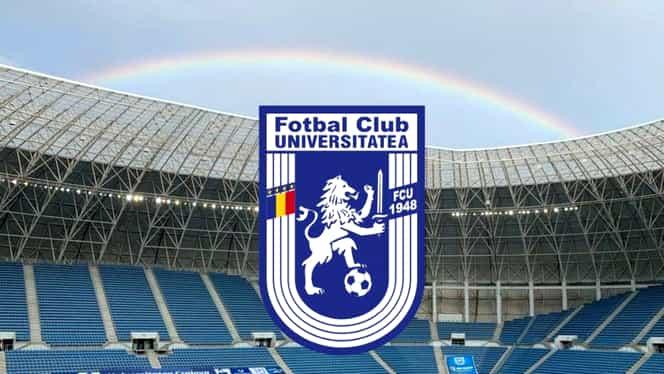 """FC U Craiova pe stadionul """"Ion Oblemenco""""! Se mai face un vestiar pe OZN-ul din Oltenia?"""