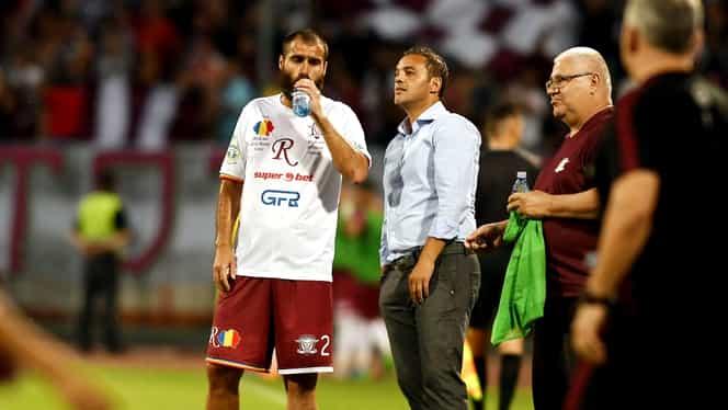 """Fostul antrenor al Rapidului a semnat cu Universitatea Craiova: """"Obiectivul e câștigarea titlului!"""" Staff-ul italian a plecat de la club. EXCLUSIV"""