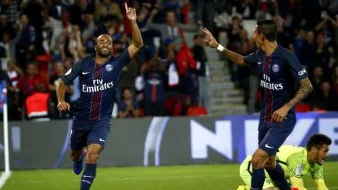 VIDEO. PSG a început marşul pentru un nou titlu! SHOW pe Parc des Princes