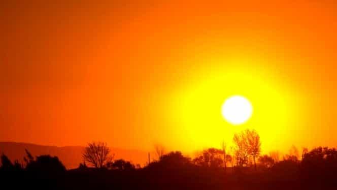 Record de temperatură pe Pământ. S-au înregistrat 63 de grade Celsius!