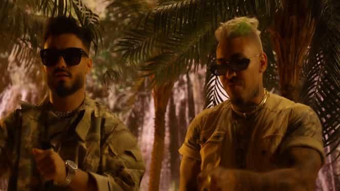 """Jador și Alex Velea au dat lovitura în muzică! """"Arde-mă, baby"""" rupe Youtube-ul în două – Video"""