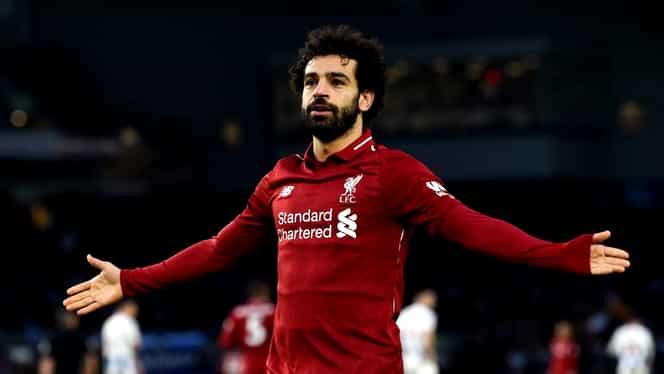 Mohamed Salah, salariu uriaș la Liverpool! Devine cel mai bine plătit jucător din Premier League