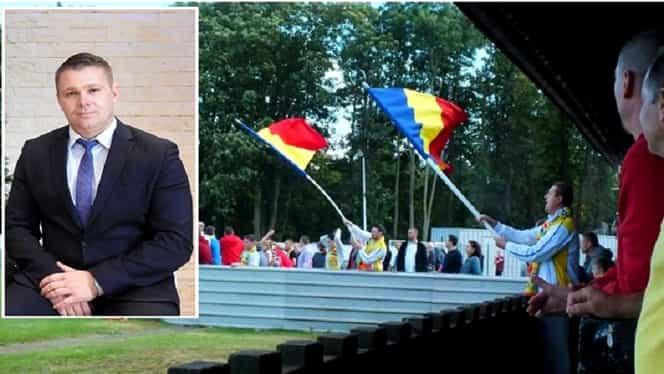 Minunea din Cheshunt. FC Romania, echipă din Anglia, salvată de la desființare de un român din Anglia, Ștefan Voloșeniuc, cu cea mai mare sponsorizare din istoria ligii respective!