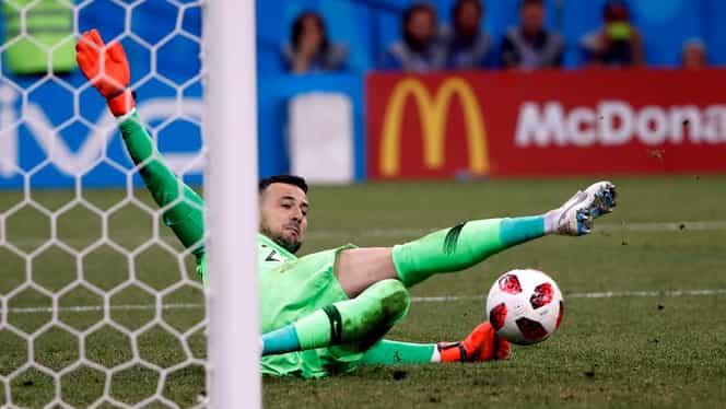 FIFA, avertisment pentru Subasic! Ce nu are voie să mai facă portarul croat