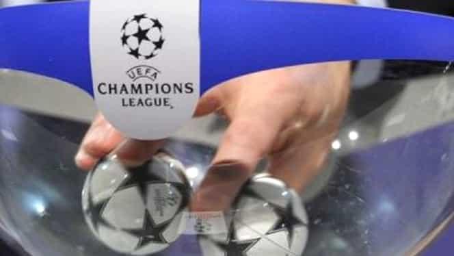 Cu cine a căzut CFR Cluj în grupele UEFA Champions League! Englezii au făcut simularea ?