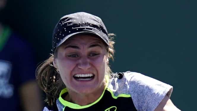 Monica Niculescu a ratat şansa de a se califica în semifinale la Indian Wells