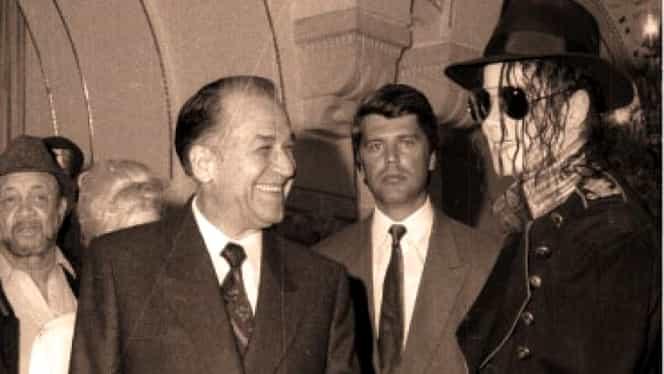 1 octombrie 1992, primul concert Michael Jackson în România! Ce dialog a avut superstarul cu Ion Iliescu