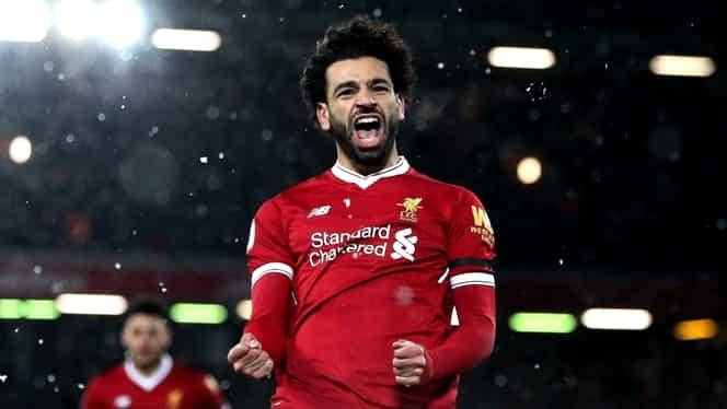 Video. Promoţie de senzaţie! O companie de telefonie mobilă oferă minute gratuite pentru golurile lui Salah
