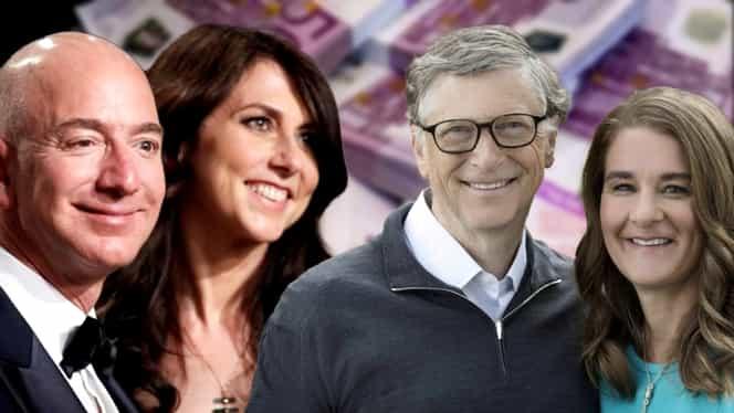 Top 10 cele mai scumpe divorțuri din istorie. Cine a plătit cel mai mult la final de căsnicie