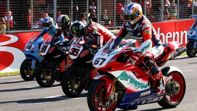 Program Eurosport duminică, 21 aprilie. Ciclism și superbike de la Campionatul britanic
