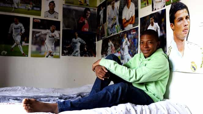 """Kylian Mbappe: """"Cea mai frumoasă zi din viața mea a fost la Real Madrid, când l-am întâlnit pe Cristiano Ronaldo"""""""