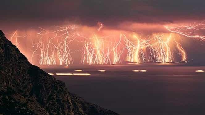 Alertă meteo de ultimă oră în Grecia. Furtuni și căderi de grindină anunțate în locații cu mulți români aflați în vacanță