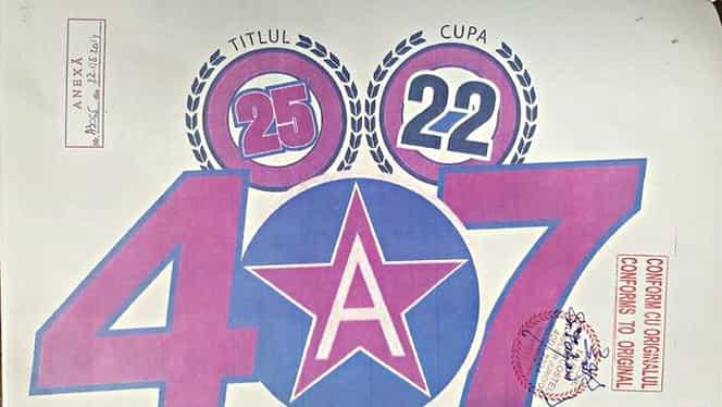 Actele depuse de Talpan în procesul pentru palmares dintre Steaua şi FCSB! Așa arată războiul între cele două tabere. Foto
