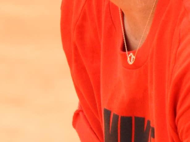 Ce bijuterii poartă Simona Halep. Este nedespărțită de ele și la antrenament. Galerie Foto