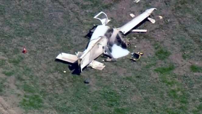 Două avioane s-au prăbuşit în California în aceeași zi! Salvatorii au rămas surprinși de norocul pasagerilor