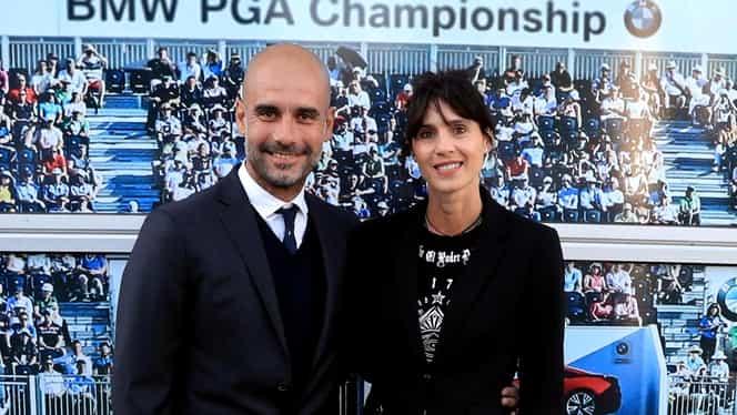 Soția lui Guardiola s-a întors în Spania! Fanii Barcelonei visează la antrenorul lui Manchester City