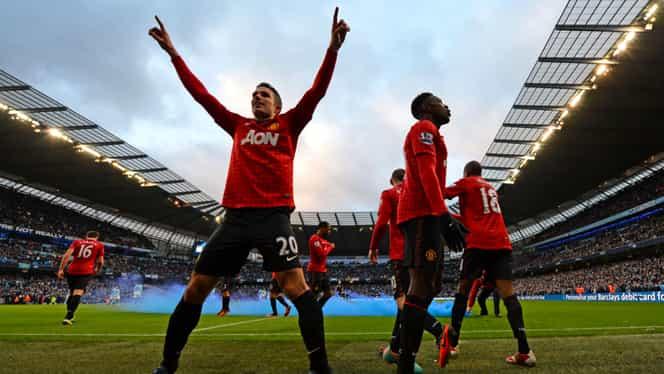 """""""Lupii"""" de pe Wall Street s-au transformat în """"Diavoli"""". Manchester United a DETURNAT bursa americană!"""