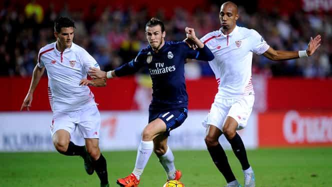 Sport la TV. Cine transmite Lyon-PSG, Sevilla-Real Madrid și Chelsea-Liverpool. Programul transmisiunilor sportive de duminică, 22 septembrie