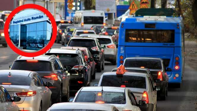 Înmatricularea mașinilor, în competența RAR. Șoferii vor aștepta mai puțină vreme documentele necesare