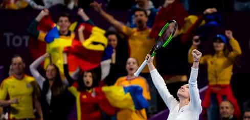 Live BLOG: Simona Halep – Elise Mertens. Ştiri de ultimă oră în finala de la Doha! Van Cleemput a aplaudat în picioare. Mertens, distrusă de fani