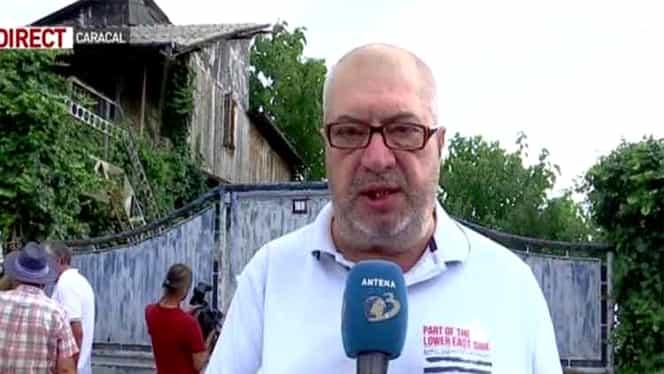 """Sorin Ovidiu Bălan dezvăluie ce s-a întâmplat la reconstituirea crimelor din Caracal: """"Deși huiduit, Dincă era extrem de calm"""""""