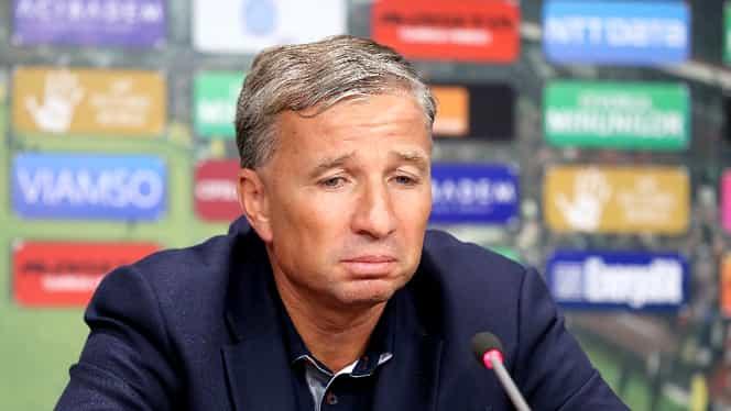 Dan Petrescu ratează meciul cu Craiova. Ce pedeapsă a primit