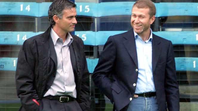 """Mourinho l-a TAXAT pe Abramovic înainte de meciul Chelsea-United: """"Nu a fost niciodată prietenul meu"""""""