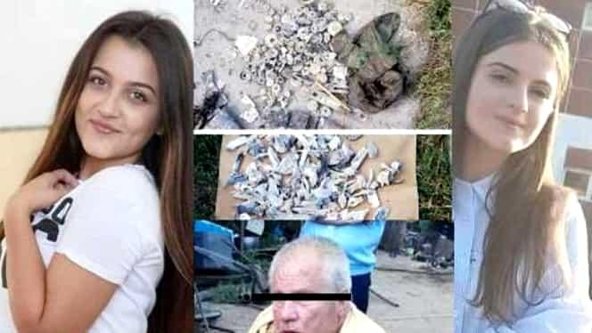 A venit raportul INML! Oasele găsite în casa lui Gheorghe Dincă aparţin unei fete de 12-17 ani. Update: rezultatele confirmă că e vorba de Alexandra