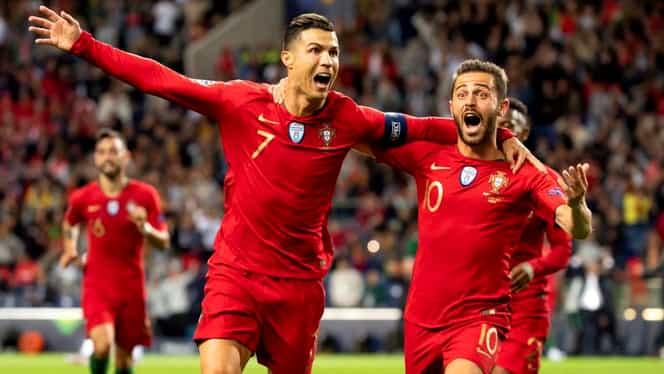 Portugalia – Olanda 1-0 VIDEO. Portugalia, prima câștigătoare a Ligii Națiunilor!