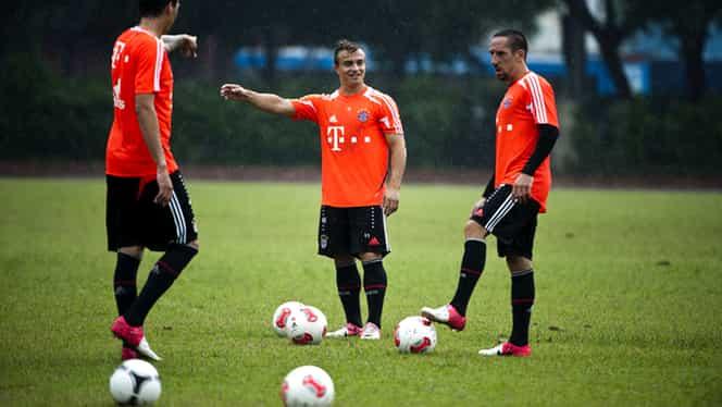 Un STAR de la Bayern pleacă! A marcat la Roma, dar nu are loc în trupa lui Pep