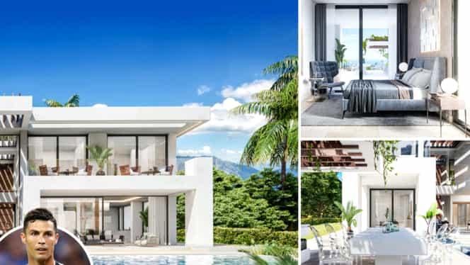 Cristiano Ronaldo, vilă de 1,5 milioane de euro la Marbella. În vecinătatea cărui sportiv faimos va locui