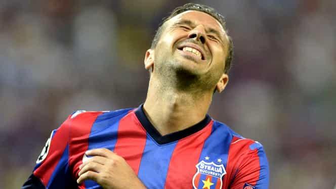 """Lucian Sănmărtean şi-a anunţat retragerea din fotbal: """"Viaţa continuă"""""""