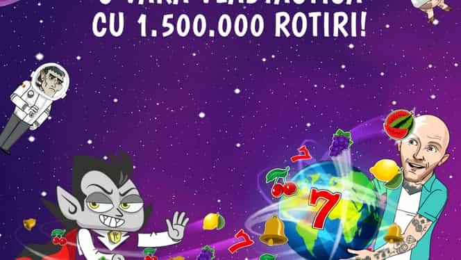 (P) Cursele cu premii extra continuă la Vlad Cazino până la finalul verii