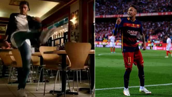 VIDEO. Neymar a debutat la Hollywood. Va apărea într-un film de 312 milioane de dolari!
