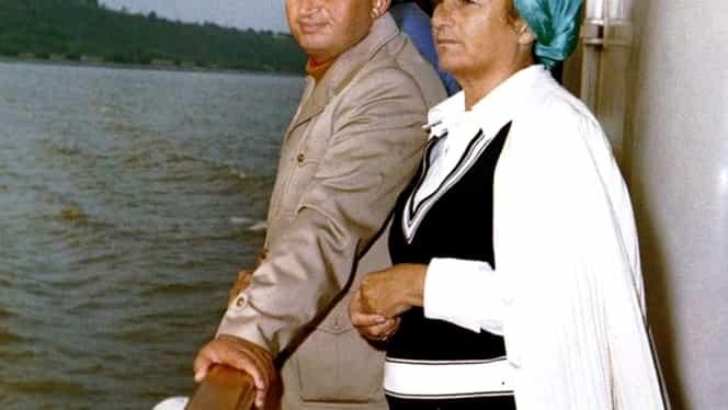 Ea este femeia care a făcut-o geloasă pe Elena Ceaușescu. Ce legătură avea cu Nicolae Ceaușescu