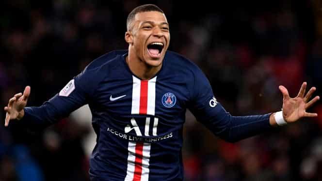 """PSG și Lyon scriu istorie pentru Franța în Champions League! Răspunsul ironic al lui Mbappe: """"Liga Agricultorilor"""""""