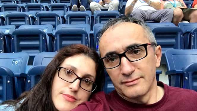 Ce job are Gabriel Sacarin, tatăl adoptiv al micuței Sorina