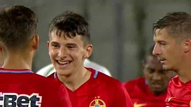 Bornele din octombrie ale familiei lui Pompiliu Stoica: cum a rupt steagul Rapidului fluturat de Lucescu jr şi debutul la 14 ani al băiatului!