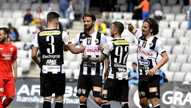 """U Cluj, săgeţi către rivalele la promovare: """"Merg în Liga 1 echipe care nici nu au stadion. O să joace în vecini"""" EXCLUSIV"""
