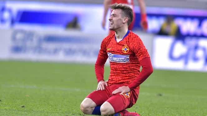 """Darius Olaru ratează FCSB – CFR Cluj! Cum a fost dat peste cap planul """"roş-albaştrilor"""". Exclusiv"""