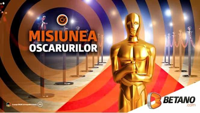 (P) Weekendul Oscarurilor pe Betano! Pariuri pe toate categoriile și oferte speciale