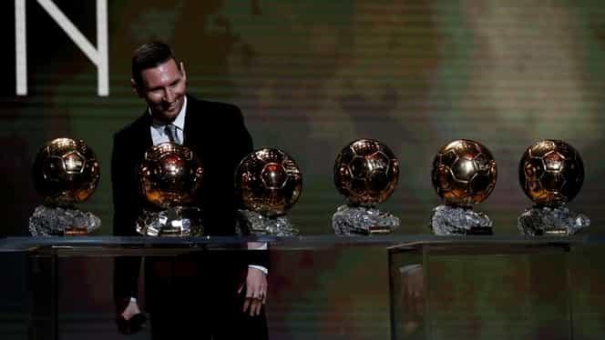"""Interviu altfel cu Lionel Messi, câştigătorul Balonului de Aur 2019: """"În fotbal, din păcate, te bucuri prea puţin"""" + """"Premiile individuale nu sunt ţinta mea"""""""