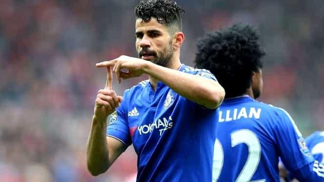 Diego Costa se bate cu Ronaldo şi Messi! Va fi VÎNDUT de Chelsea