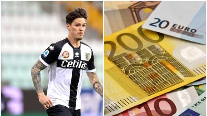 Dennis Man, mărire de salariu la Parma după ce a retrogradat în Serie B! Care sunt sumele contractului. Exclusiv