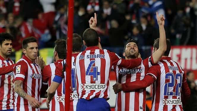 "Atletico merge ""ceas""! O victorie importantă la Betis"