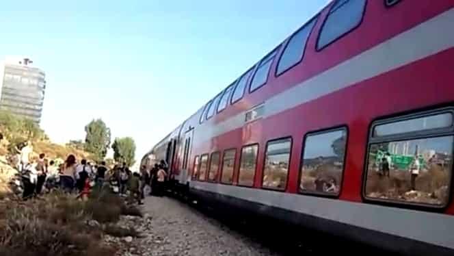 ATAC în Elveţia: Un bărbat a înjunghiat şapte persoane şi a provocat un incendiu într-un tren elveţian