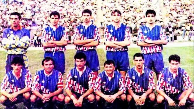 """Echipamentele de la ultimul titlu câștigat de Universitatea Craiova au fost de la Gică Popescu! """"99,9% vom fi campioni"""""""