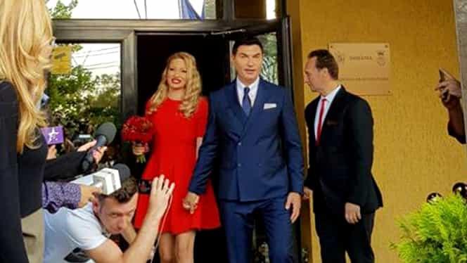 Cristi Borcea s-a cununat cu Valentina Pelinel! Nunta va avea loc luna viitoare