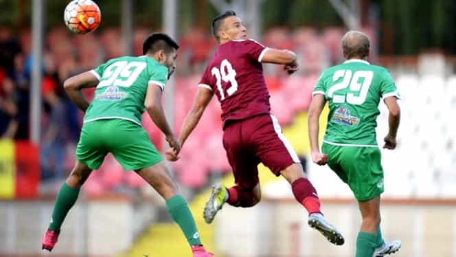 Meci echilibrat în Liga 1, miza pe goluri între Chiajna şi Voluntari